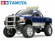 Tamiya 58372 Ford High-lift Remote Controlled Truck Kit