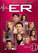 Er - The Complete Eleventh Season Used - Very Good Dvd