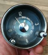 Volvo 1800 P1800 1800s P1800s Clock Fully Reconditioned Excellent Smiths
