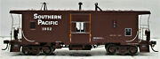 Athearn Genesis 78336 Southern Pacific C-50-5 Bay Window Caboose W/sound Ho