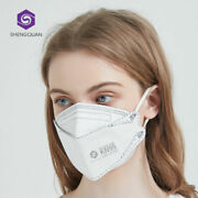 White Willow Kn95 Protective 5 Layers Face Mask Bfe 95 Pm2.5 Disposable Masks
