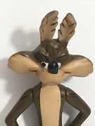 ✨ Vtg 1976 Dakin Wile E. Coyote Warner Brothers Looney Toons Action Figure 8andrdquo