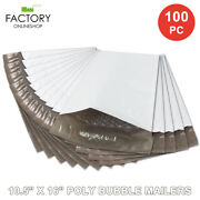 10.5x16 100 200 300 500 1000 Pc Poly Bubble Mailers 5 Self Seal Padded Bags