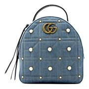 Backpack Women And039s Denim Blue 476671
