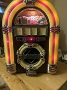 Crosley Jukebox Cr11 Collectors Edn-limited Radio Cassette/tape Player-near Mint