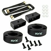 3and039and039 Front + 2and039and039rear Leveling Lift Kit For 2007-2020 Chevrolet Silverado 1500 Kyx