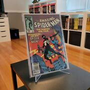 Amazing Spiderman 252 Mark Jewelers In Centerfold Please See Pictures