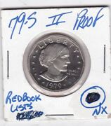 1979-s Sba Dollar Proof Condition Clear S Variety