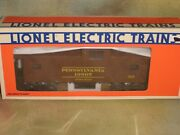 Lionel Pennsylvania Extended Vision Caboose W. Smoke Item 19807