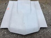 1971 -1972 Chevelle El Camino Ss Cowl Hood Pickup Only No Shipping