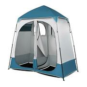 Portable Camp Shower Tent Bathroom Privacy Outdoor Changing Room Toilet