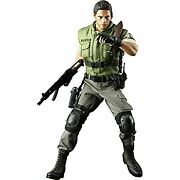 Secondhand Video Game Masterpiece Resident Evil 1/6 Scale Figure Chris Redfield