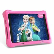 8 Inch Kids Tablet 1920 X 1200 Ips Fhd Display Android 10 Tablet Pc Pink