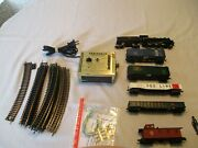 Maine Central 5 Car Freight Train Set. Complete Set ,ready To Run. H.o. Scale Ex