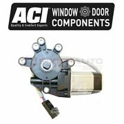 Aci Front Right Power Window Motor For 1995-2004 Nissan Sentra - Electrical Ku