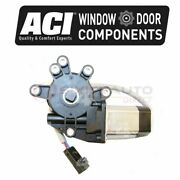 Aci Rear Right Power Window Motor For 1995-1999 Nissan Sentra - Electrical Gn