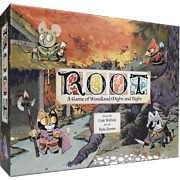 Root Board Game Of Woodland Might And Right Leder Games Led 01000 Base Core