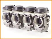 M2 Gsx-r1100 Gv73a Genuine Carburetor Washed Actual Vehicle Removed