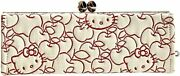 Kyoto Hello Kitty Glasses Case Made In Japan Sanrio