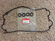 Oem Honda Prelude Type Sh H22a1 H22a4 Valve Cover Gasket And Spark Plug Seals P13