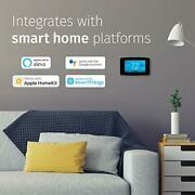 Emerson Sensi Touch Wi-fi Smart Thermostat With Touchscreen Color Display, Works