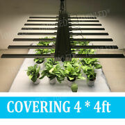 8pcs 4ft Large Led Plant Growing Lamp Grow Light Dimmable Full Spectrum 660w