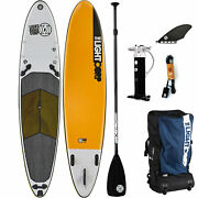 Light Mft Freeride Platininium Sandeacuteries 12and0394and039and039 Sup Stand Up Paddle Planche Set De