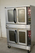 Southbend Marathoner Gold Full Size Double Convection Oven Electric