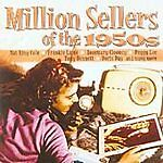 Million Sellers Of The 1950s Various Artists Audio Cd Good Free And Fast Deliv