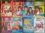 Walt Disney High School Musical Wildcats Boxed Set 4 Paperback Books And 3 More