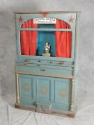 Early 1900and039s Fortune Teller Card Vending Machine By Mike Munves