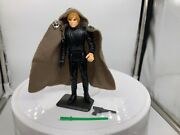 Vintage Star Wars 1983 Luke Jedi Molded Face Snap Cape Taiwan Complete No Repro