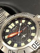 Xerfa Bsb Diver Limited Only To 450 Pieces. Swiss Made Automatic Movement