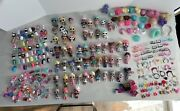 Lol Surprise Huge Lot Of 55+ Figures Pets Accessories Clothing Hair Purses Drink