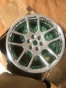 Dodge Viper Front Wheel 2003 18 Inch Tw85xzaaa Used Refinished