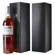 2 Wine Boxes Vintage Bottle Paper Strong Gift Boxes Shell 750ml 13.5x4.5x4inch