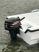 Superior Engine Water Cooling System Outboard Motor 2 Strok Inflatable Fishing