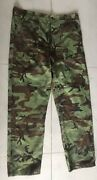Arvn Ranger Trouser Size Q7 Unclear Red Stamp Q