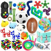 Sensory Toys Set Relieves Stress And Anxiety Fidget Toy For Children - 28 Pack