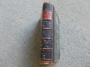 The Last Of The Mohicans, A Narrative Of 1757, By J.f. Cooper, 1831,antique Rare
