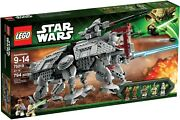 Lego 75019 Star Wars At-te Clone Wars Retired Product Set Best Reasonable Price
