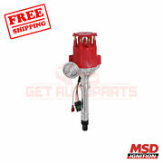 Msd Distributor Fits With Chevrolet K1500 Suburban 92-1995