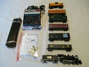 Maine Central Electric Freight Train Set. Ready To Run ,excellent Condition. H.o