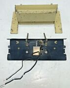 Lionel Vtg Original 164 Lumber Loader Used Parts Tray And Deck With Solenoid