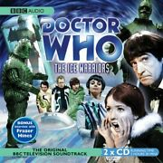 Doctor Who The Ice Warriors Dr Who Radio Collection By Doctor Who Cd-audio