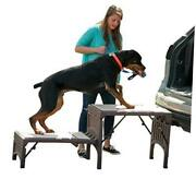 Free Standing Ramp For Cats And Dogs. Great For Suv's Or 1 Count Pack Of 1
