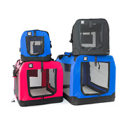 Kct Fabric Pet Carrier Bag Portable Cat Travel Case Cage Dog Carry Bag Crate