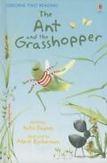 The Ant And The Grasshopper Usborne First Reading Level 1 Book The Fast Free