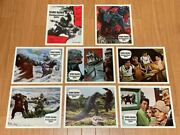 King Kong Escapes 1967 Vintage Original Movie Promotion Lobby Card Mini Poster