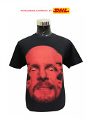 Wwf 2001 Stone Cold Steve Austin Red Blood Skull Large T Shirt Limited Edition
